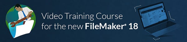 FileMaker 18 Video Course