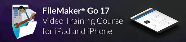 FileMaker Go 17 Video Course